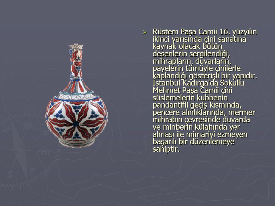 Rüstem Paşa Camii 16.