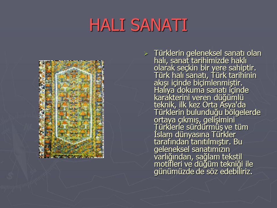 HALI SANATI