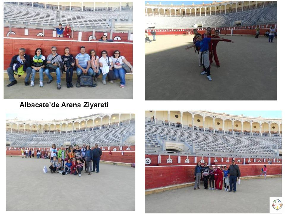 Albacate'de Arena Ziyareti