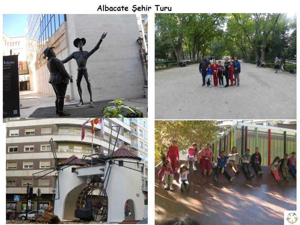 Albacate Şehir Turu