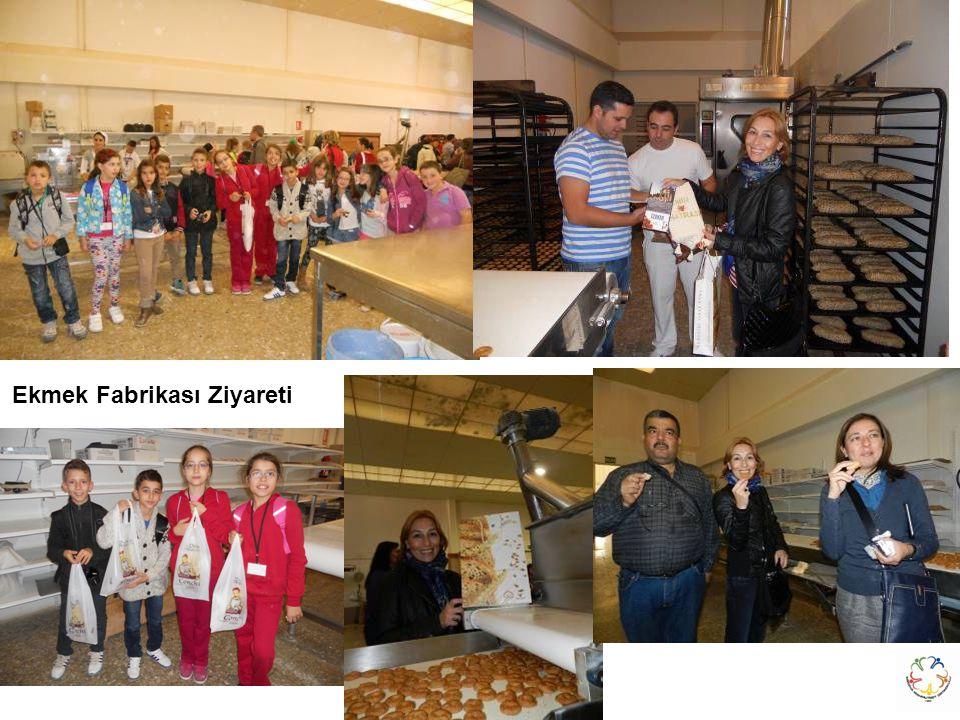 Ekmek Fabrikası Ziyareti