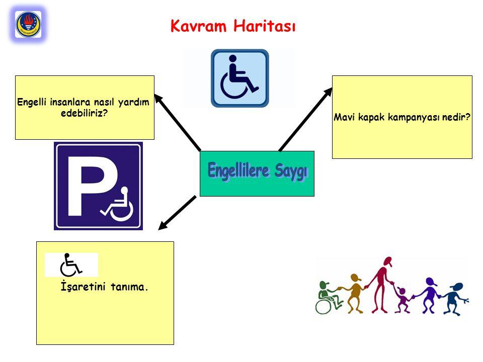 Engelli insanlara nasıl yardım Mavi kapak kampanyası nedir