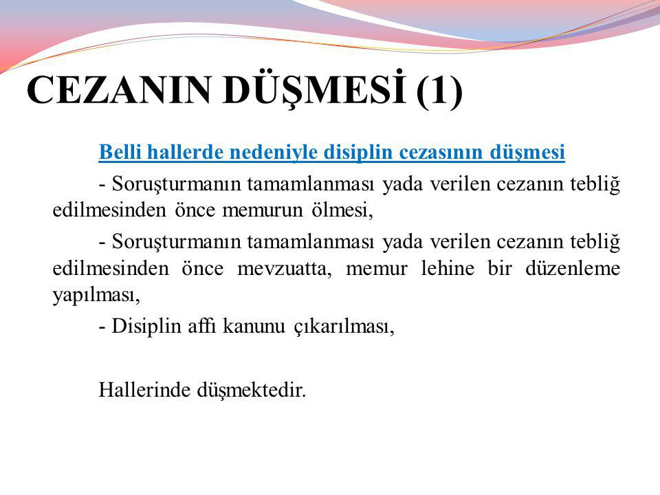 CEZANIN DÜŞMESİ (1)