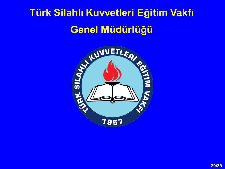Türk Silahlı Kuvvetleri Eğitim Vakfı