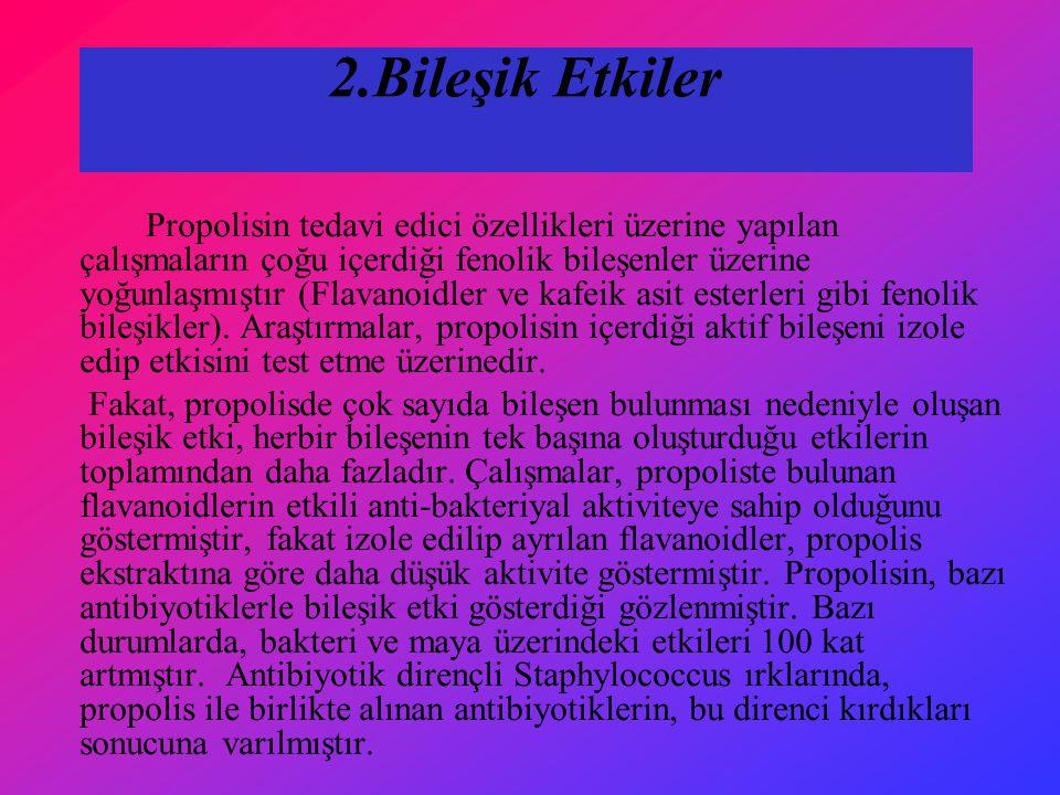 2.Bileşik Etkiler