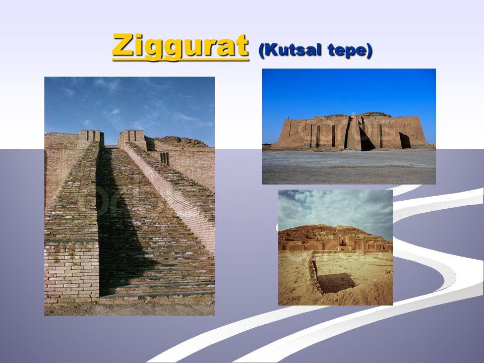 Ziggurat (Kutsal tepe)