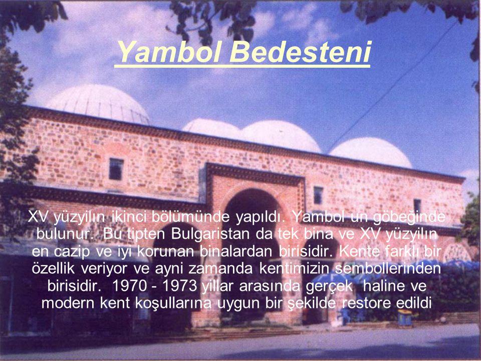 Yambol Bedesteni