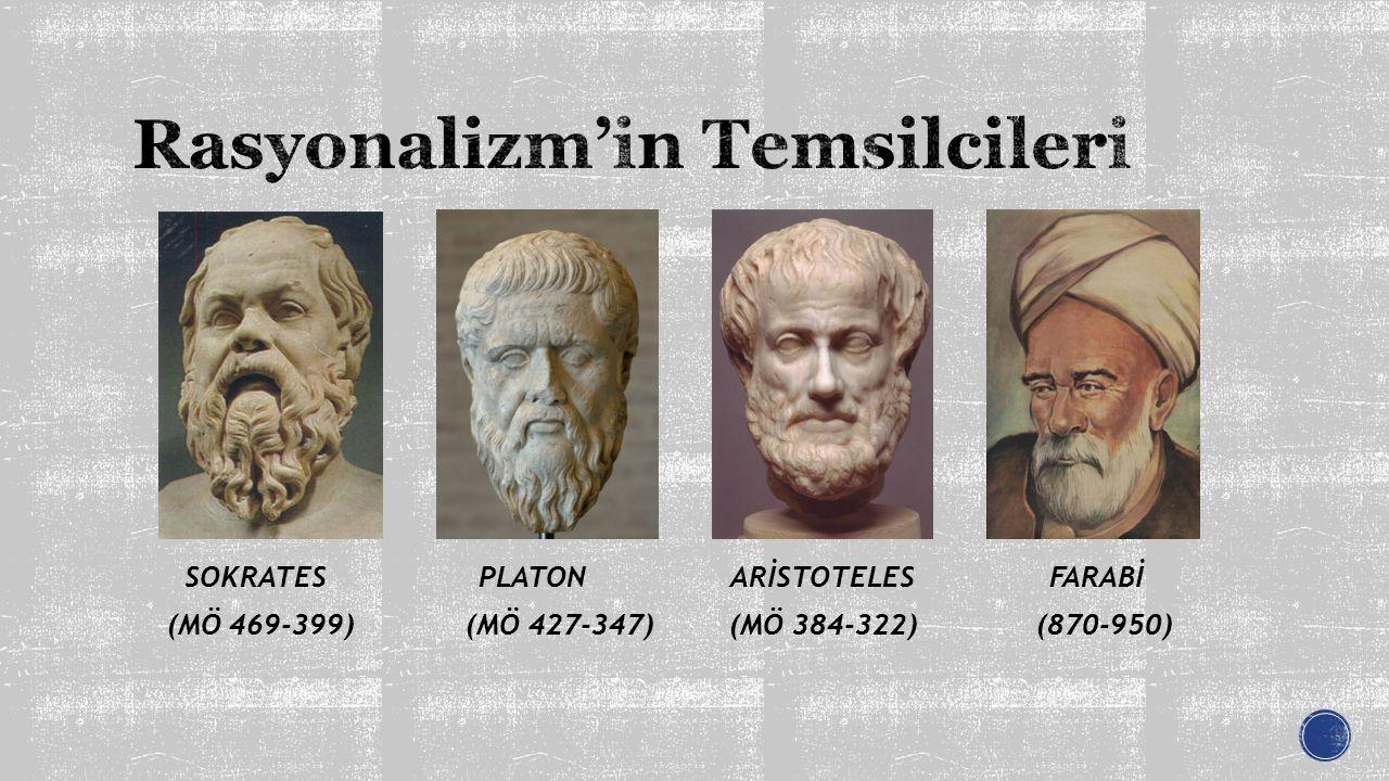 Rasyonalizm'in Temsilcileri