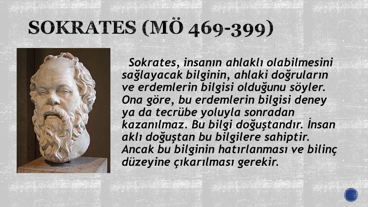 SOKRATES (MÖ 469-399)