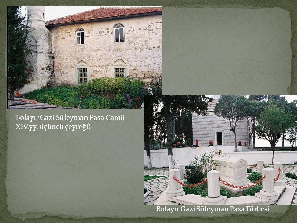 Bolayır Gazi Süleyman Paşa Camii