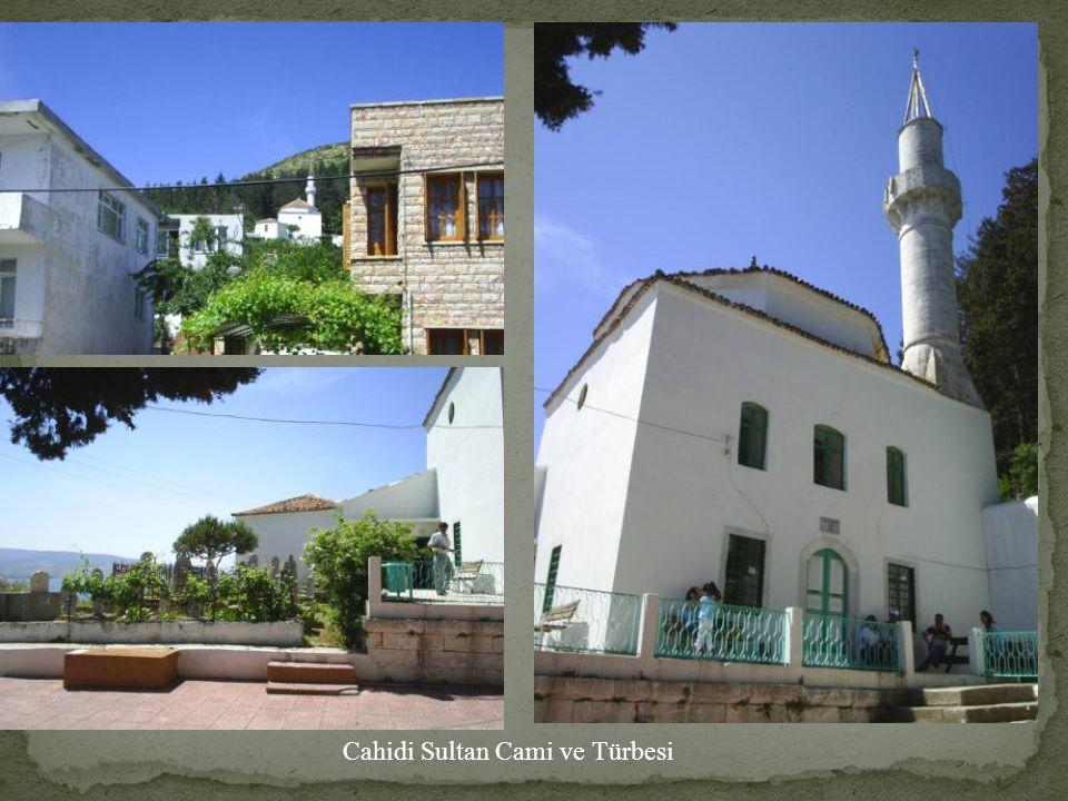 Cahidi Sultan Cami ve Türbesi