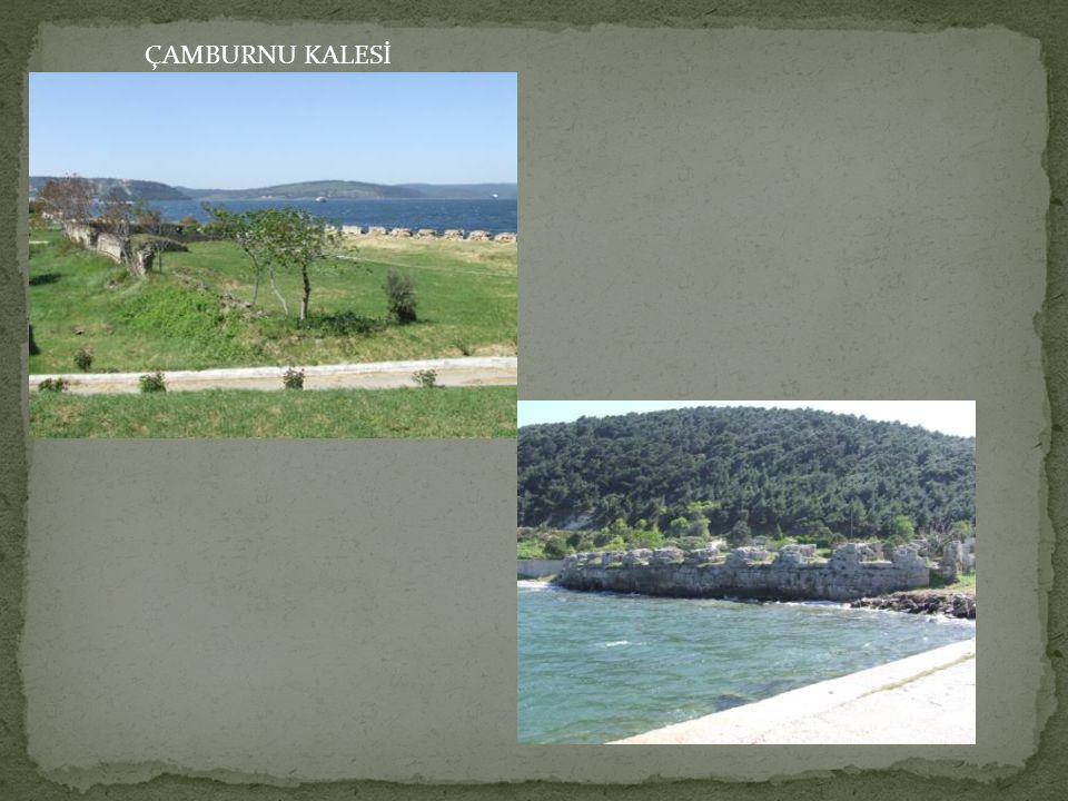 ÇAMBURNU KALESİ