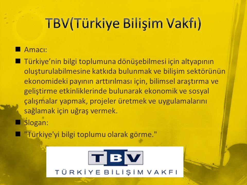 TBV(Türkiye Bilişim Vakfı)