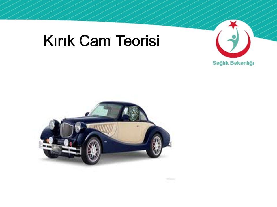 Kırık Cam Teorisi T.C. SAĞLIK BAKANLIĞI