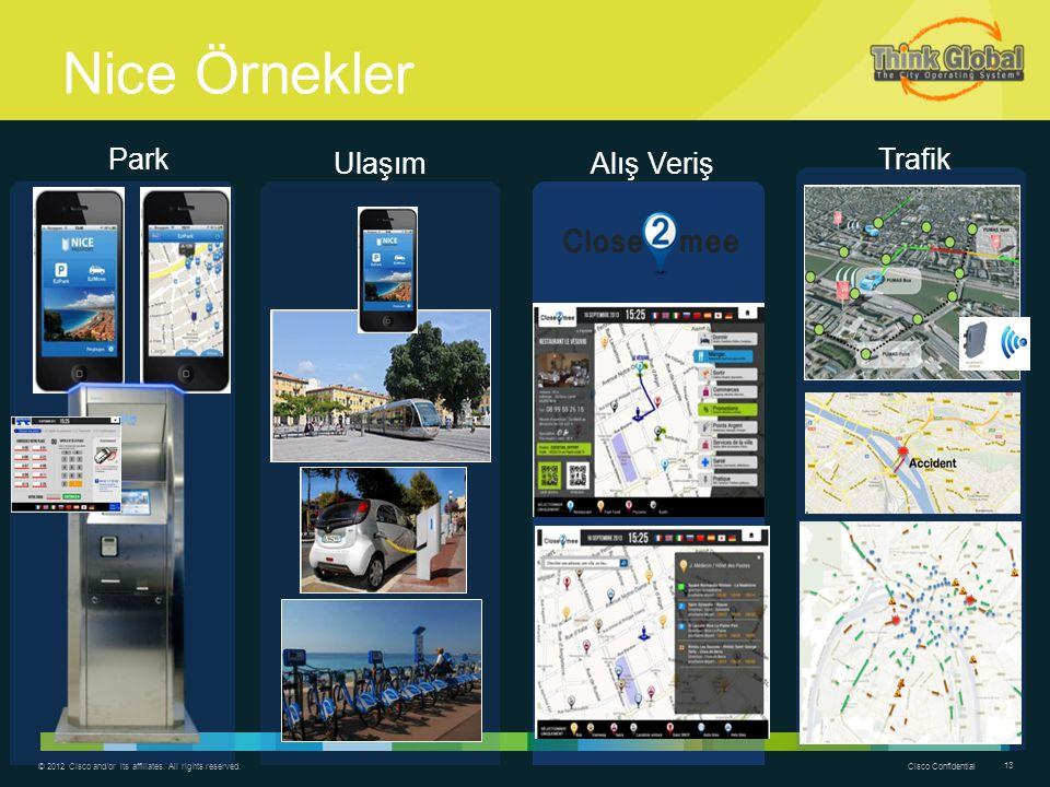Nice Örnekler Park Ulaşım Alış Veriş Trafik