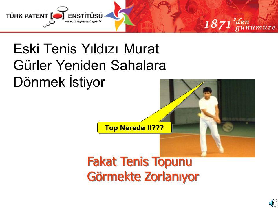 Eski Tenis Yıldızı Murat Gürler Yeniden Sahalara Dönmek İstiyor