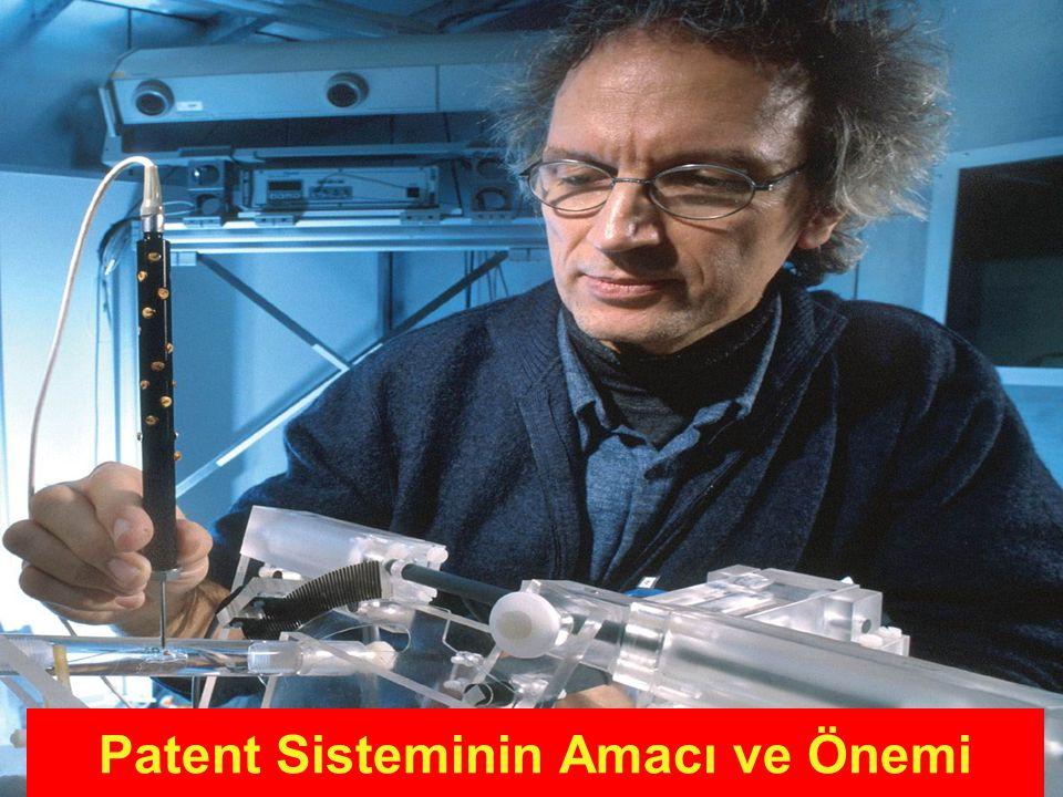 Patent Sisteminin Amacı ve Önemi