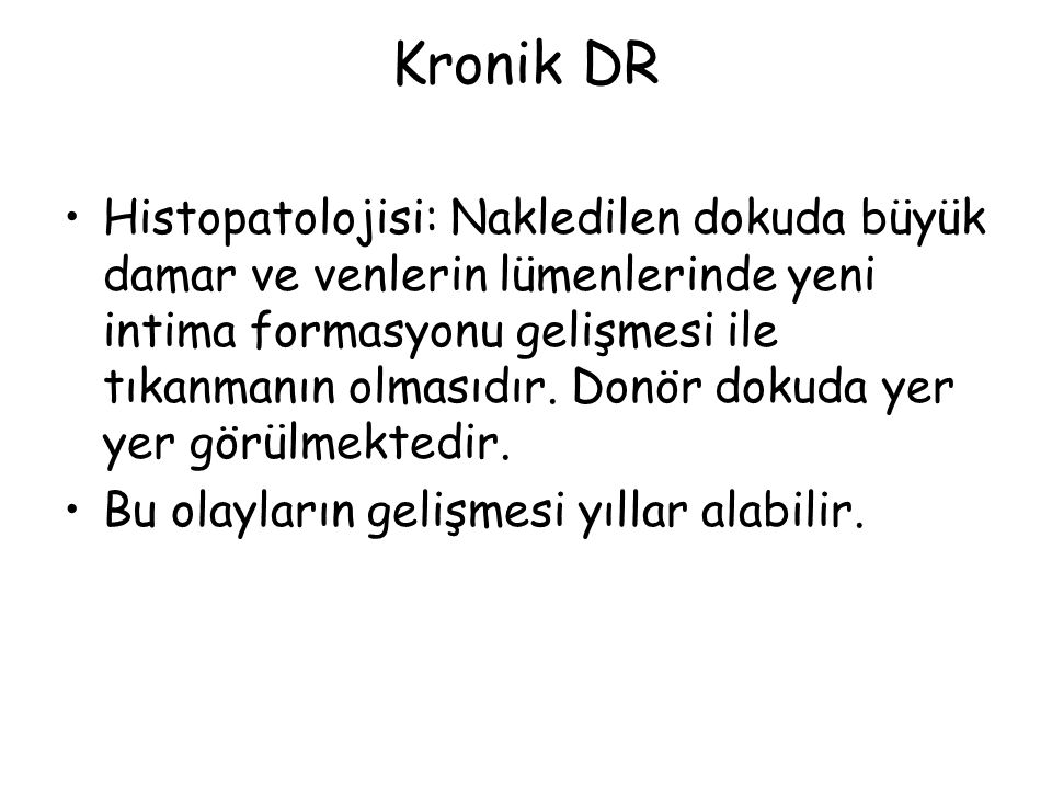 Kronik DR