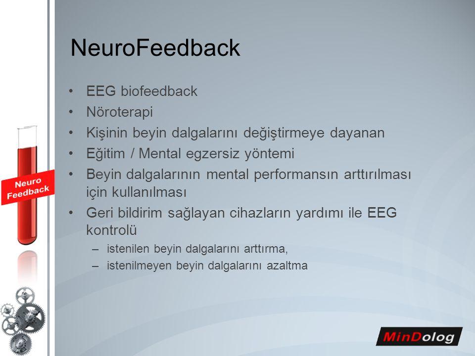 NeuroFeedback EEG biofeedback Nöroterapi