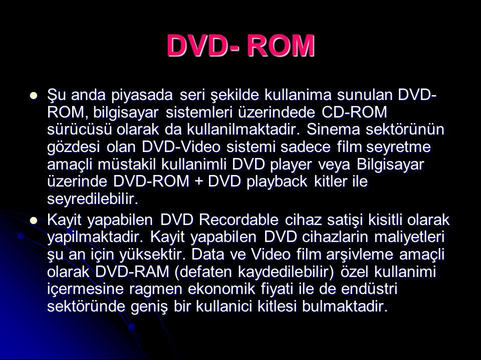DVD- ROM