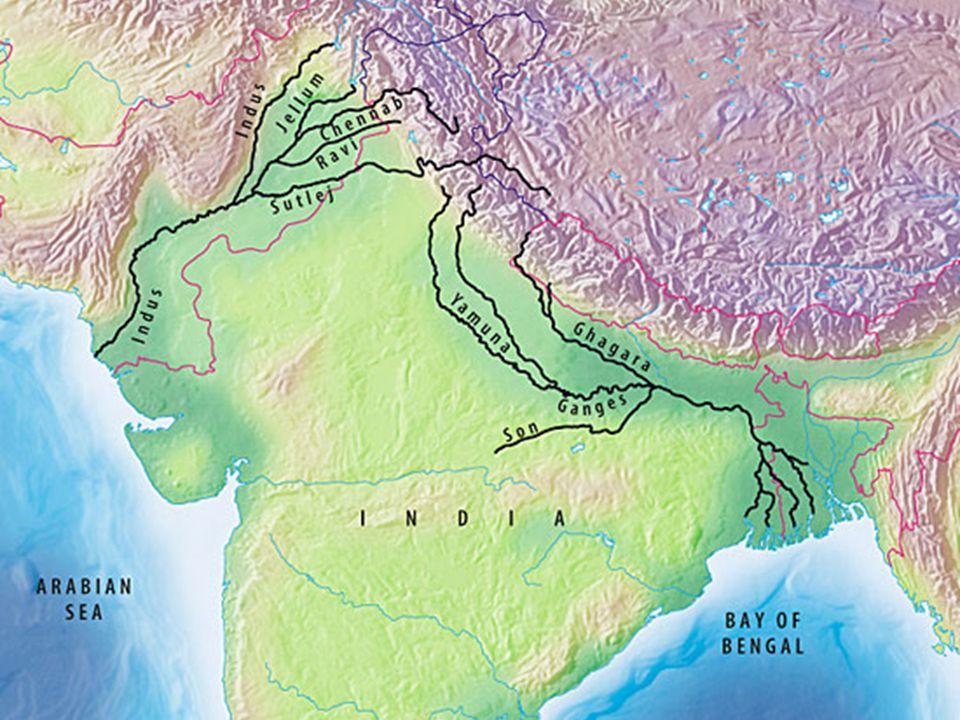 İndus Irmağı Çin'den doğarak Pakistan topraklarından Hint Okyanusu'na dökülür. İndus Irmağı Pakistan'ın en büyük ırmağıdır.