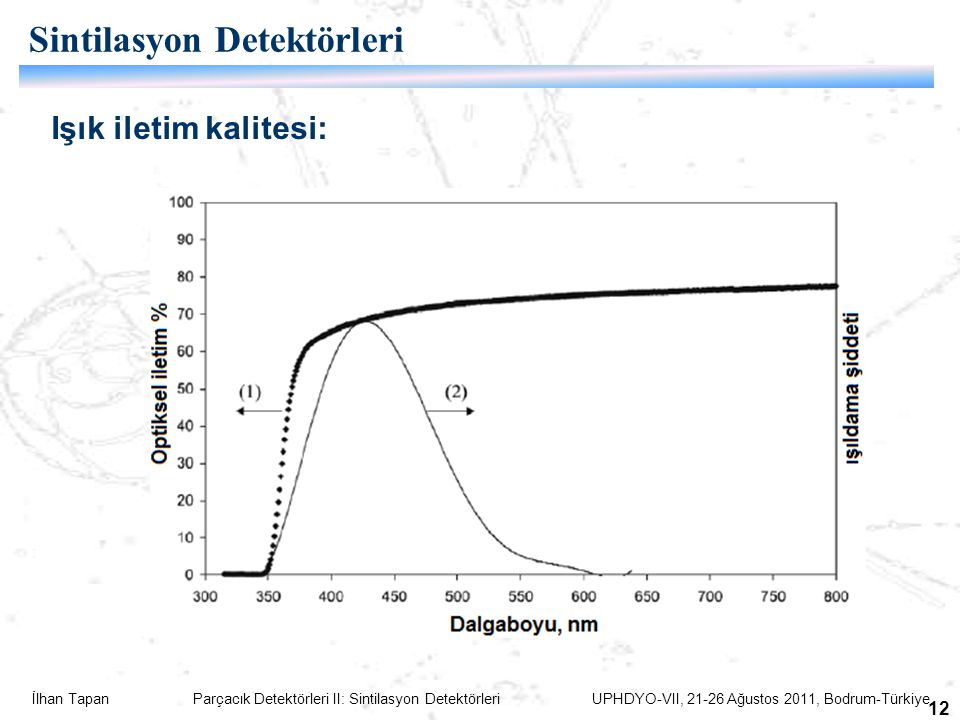 Sintilasyon Detektörleri
