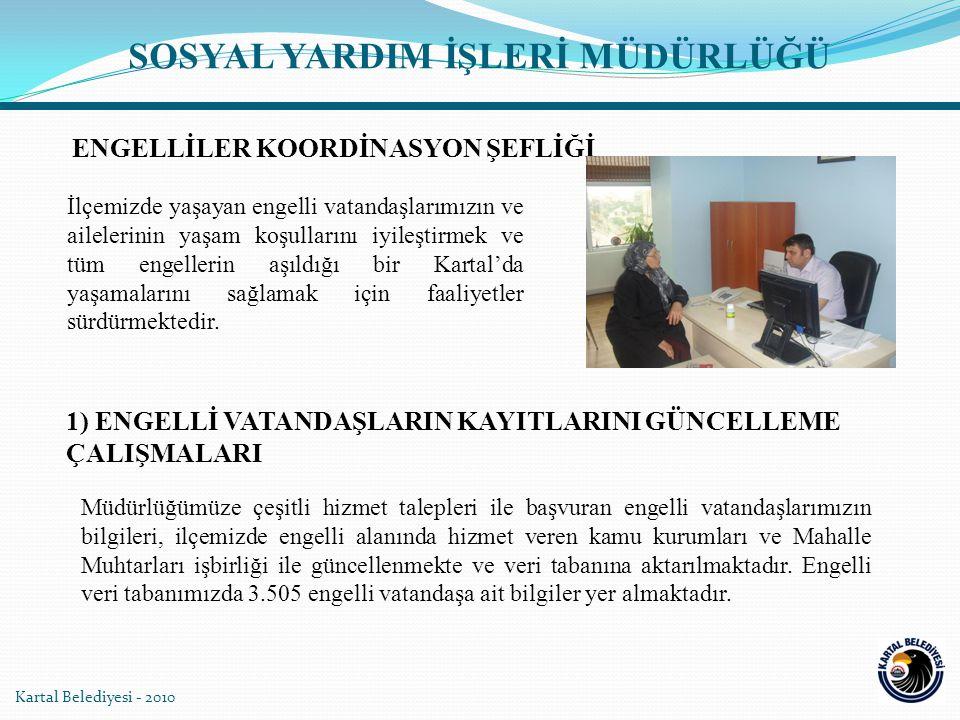 ENGELLİLER KOORDİNASYON ŞEFLİĞİ