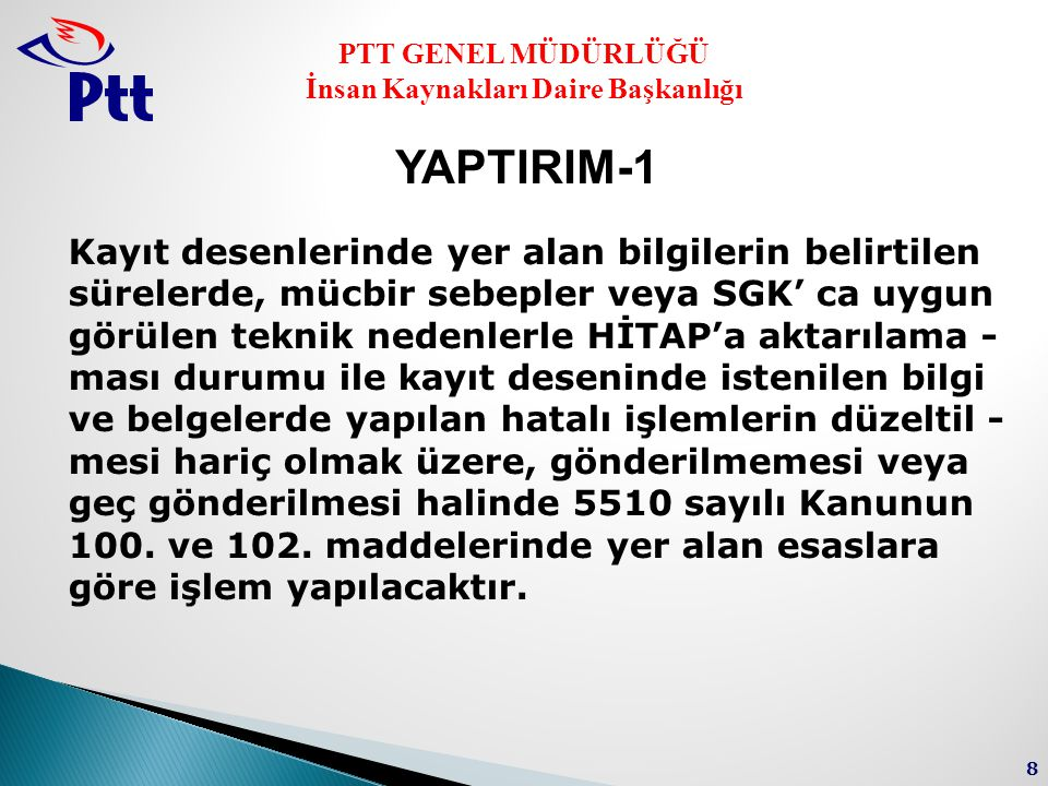 YAPTIRIM-1