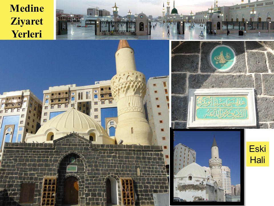 Medine Ziyaret Yerleri