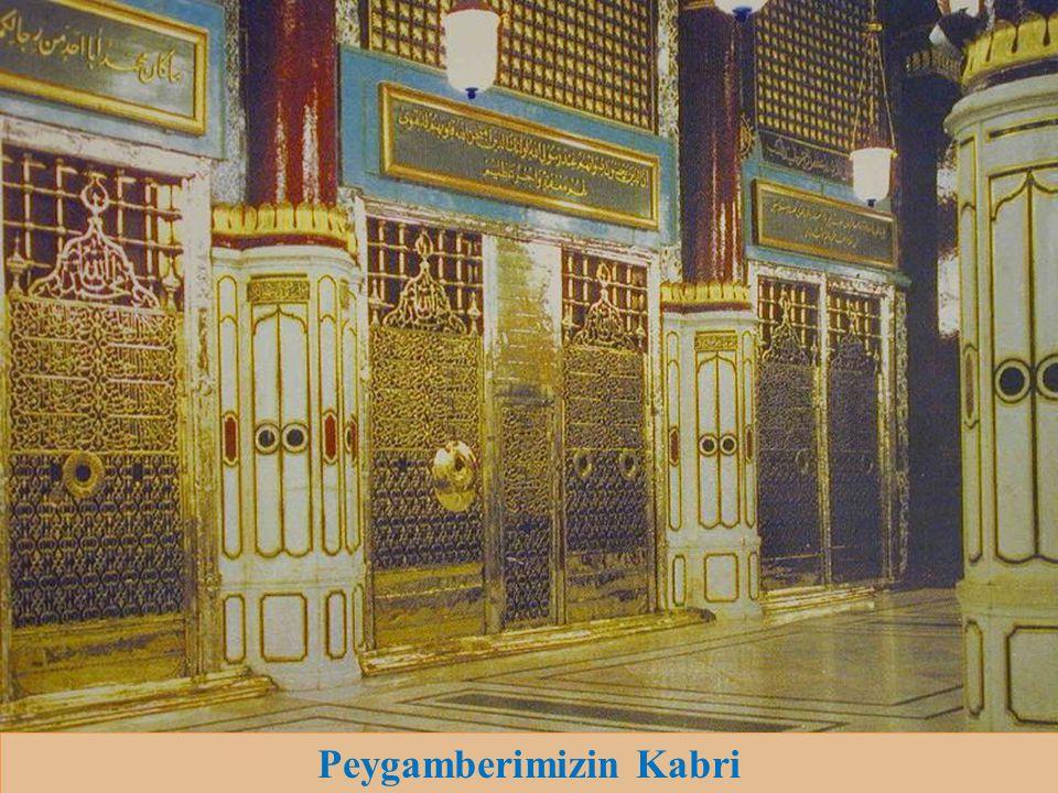 Peygamberimizin Kabri