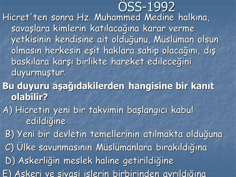 ÖSS-1992
