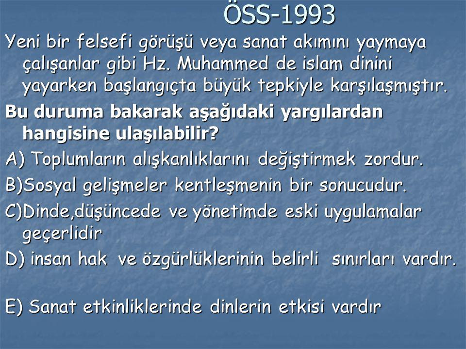 ÖSS-1993