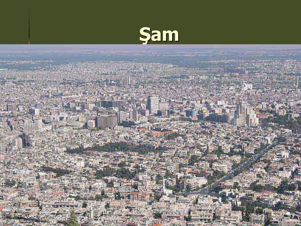 Şam www.tariheglencesi.com