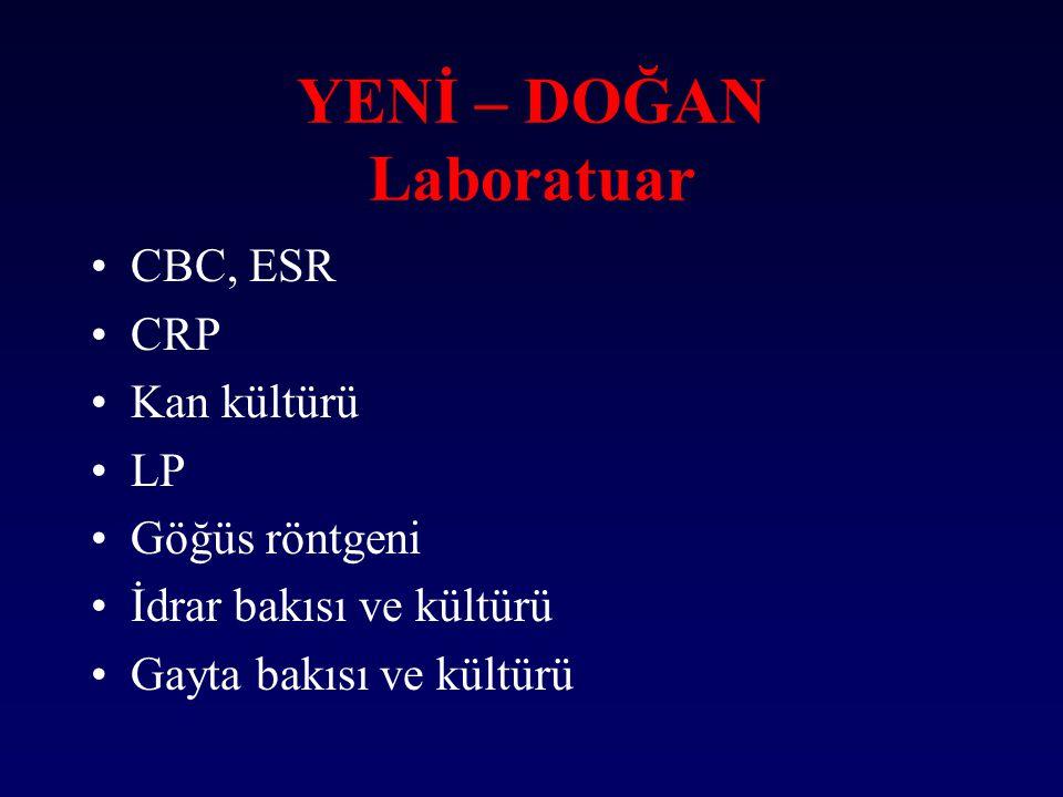 YENİ – DOĞAN Laboratuar