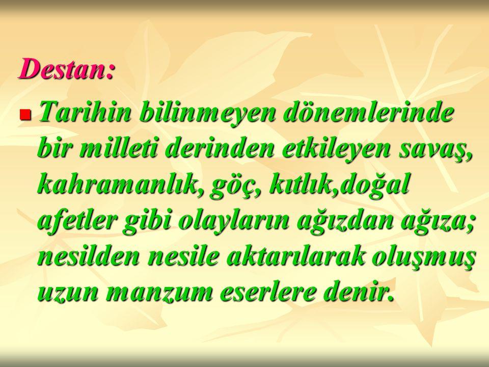 Destan: