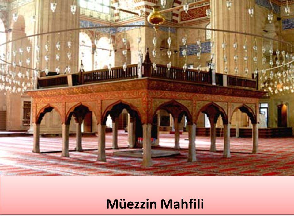 Müezzin Mahfili