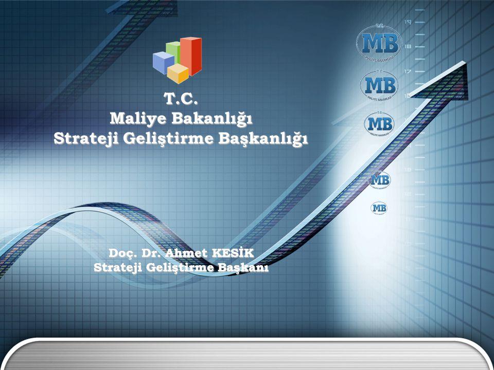 Strateji Geliştirme Başkanlığı Strateji Geliştirme Başkanı