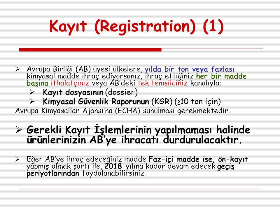 Kayıt (Registration) (1)