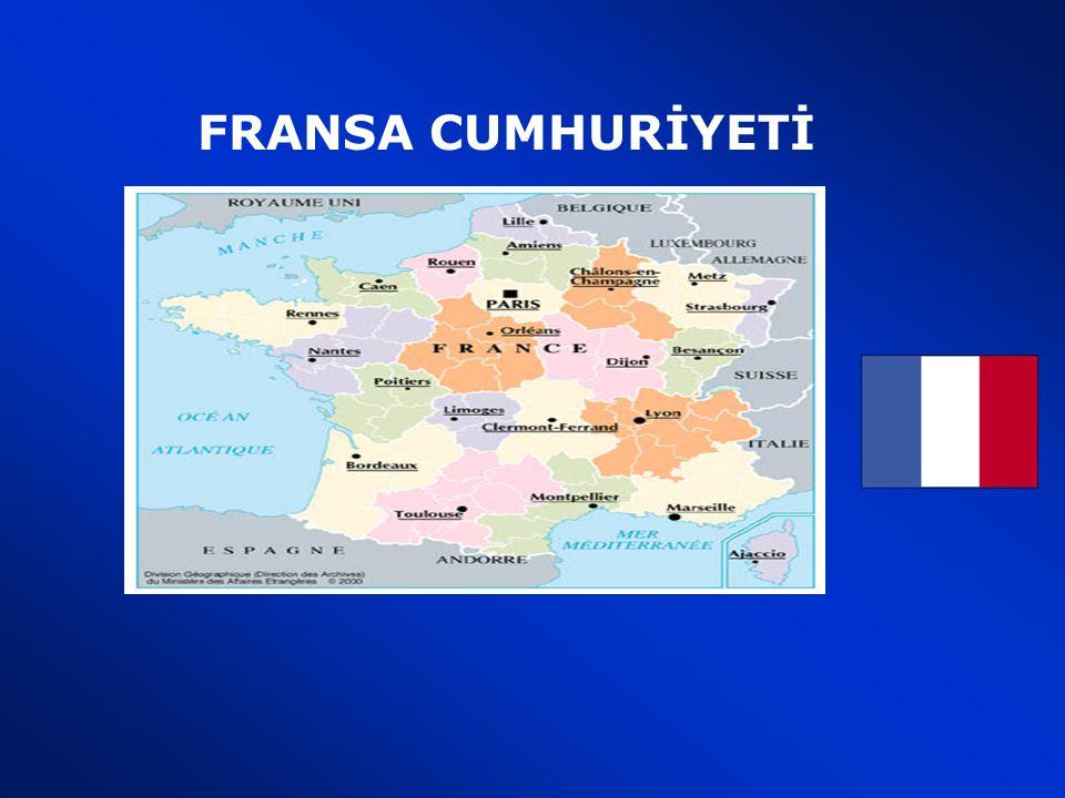 FRANSA CUMHURİYETİ