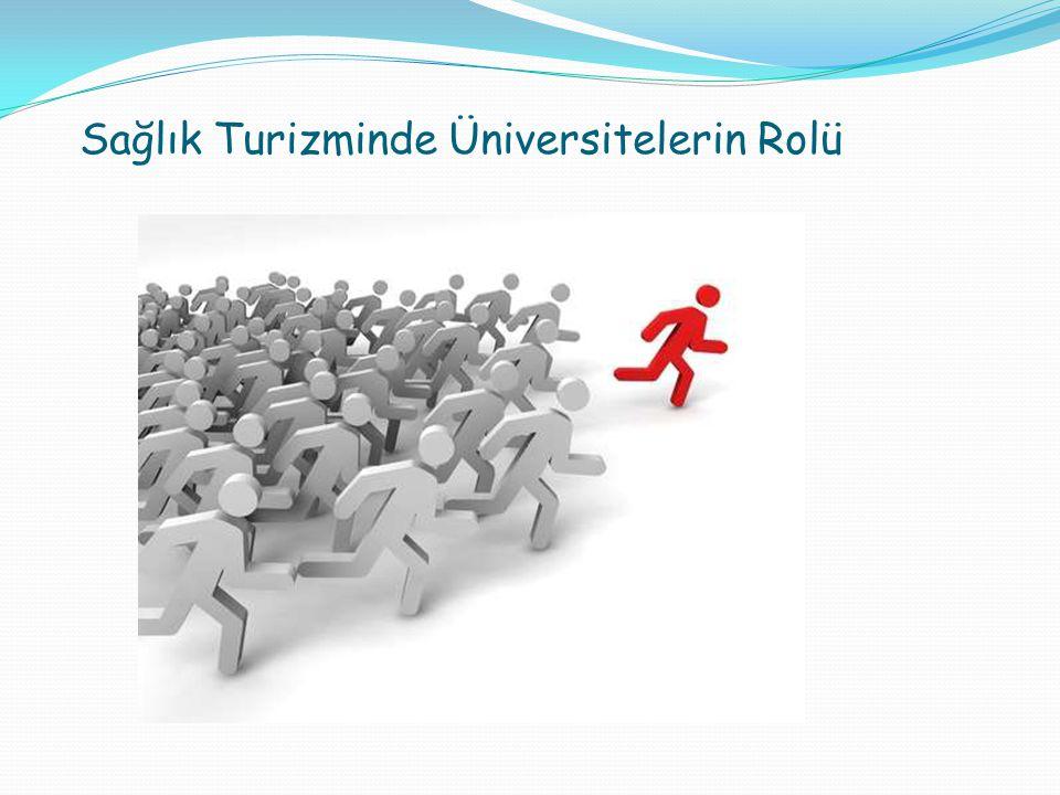 Sağlık Turizminde Üniversitelerin Rolü