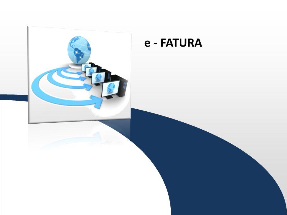 e - FATURA