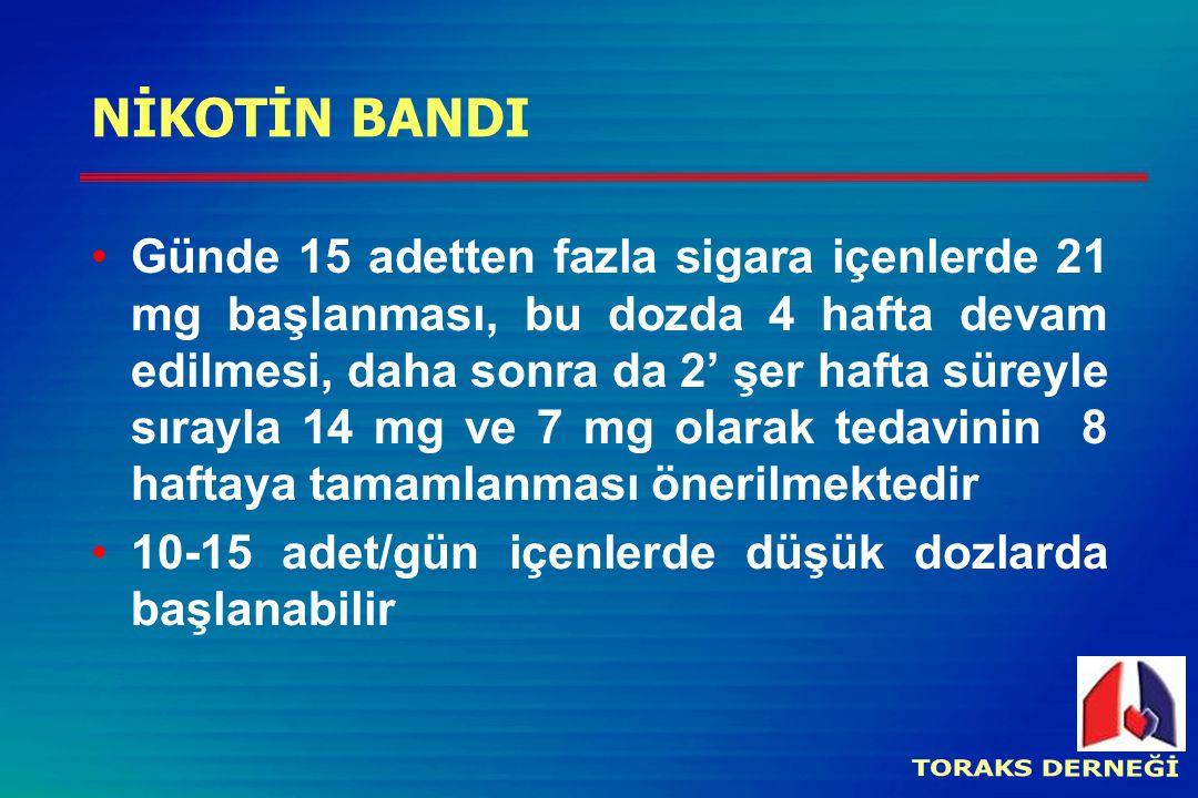 NİKOTİN BANDI