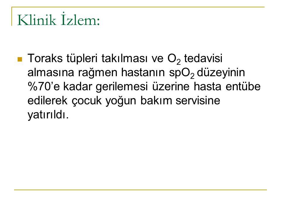 Klinik İzlem:
