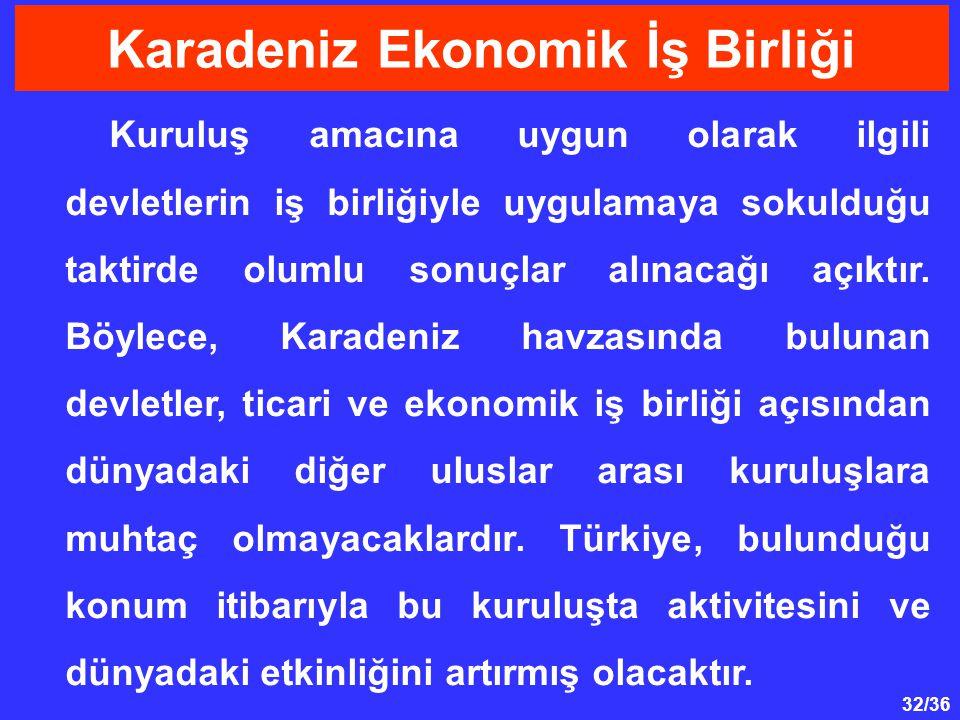 Karadeniz Ekonomik İş Birliği