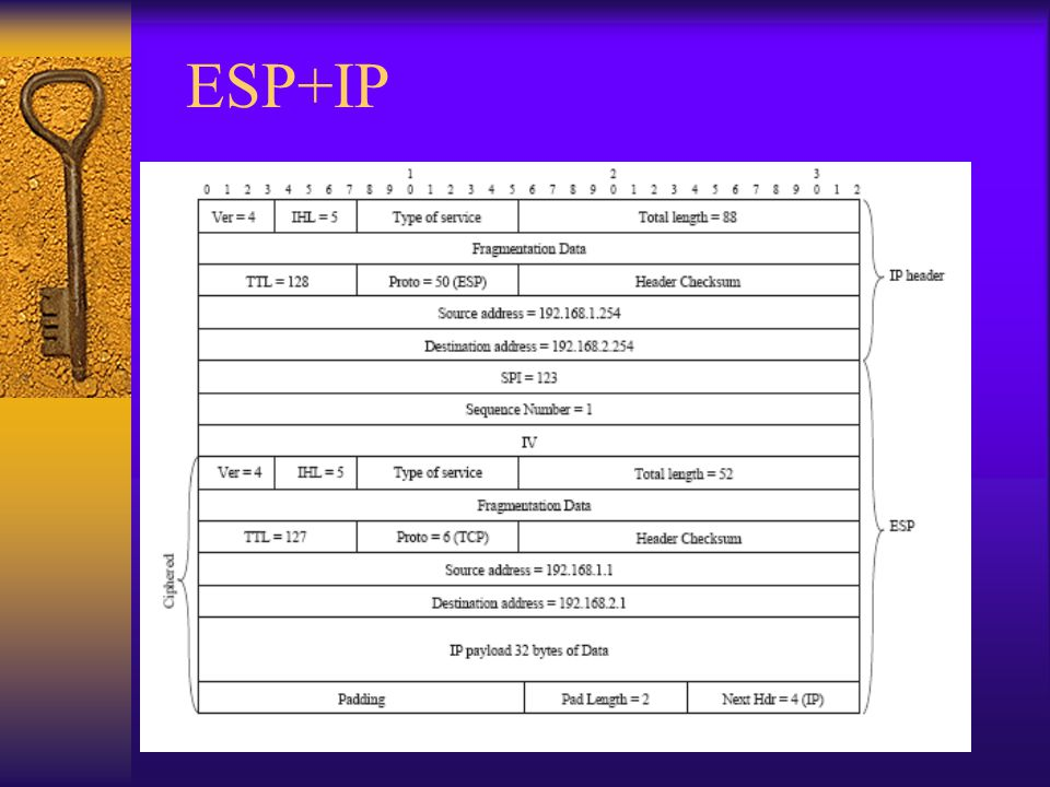 ESP+IP