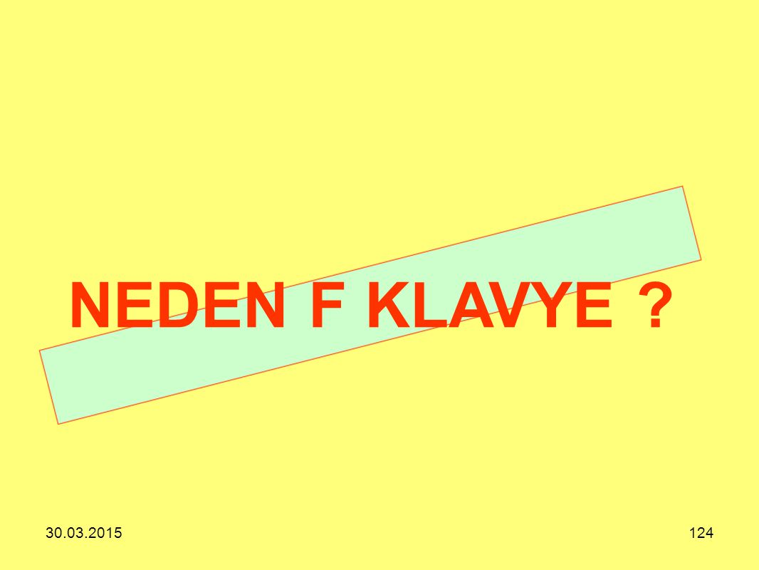 NEDEN F KLAVYE 08.04.2017
