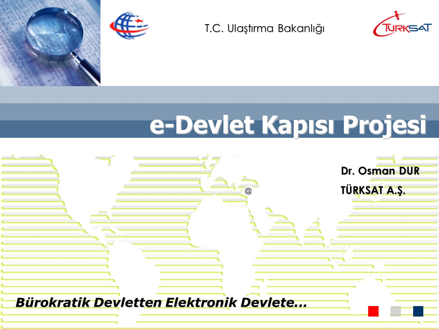 e-Devlet Kapısı Projesi