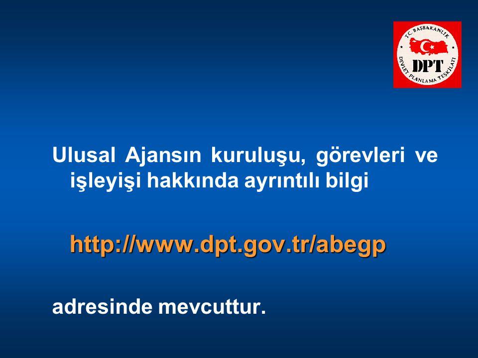Ulusal Ajansın kuruluşu, görevleri ve işleyişi hakkında ayrıntılı bilgi