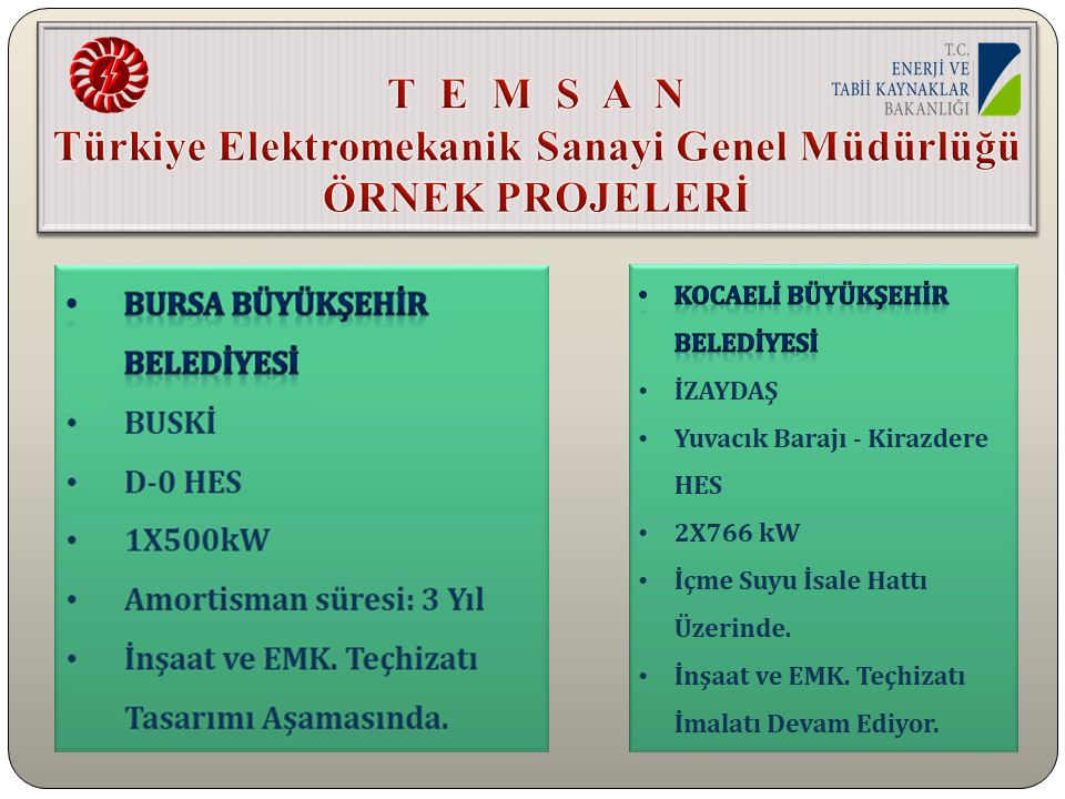 Türkiye Elektromekanik Sanayi Genel Müdürlüğü