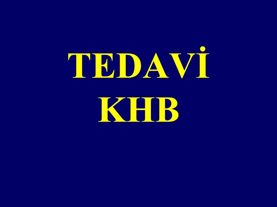 TEDAVİ KHB